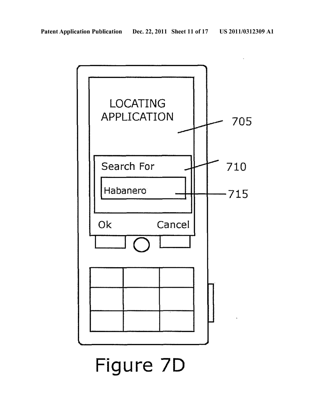 Method and Apparatus for Locating Information from Surroundings - diagram, schematic, and image 12