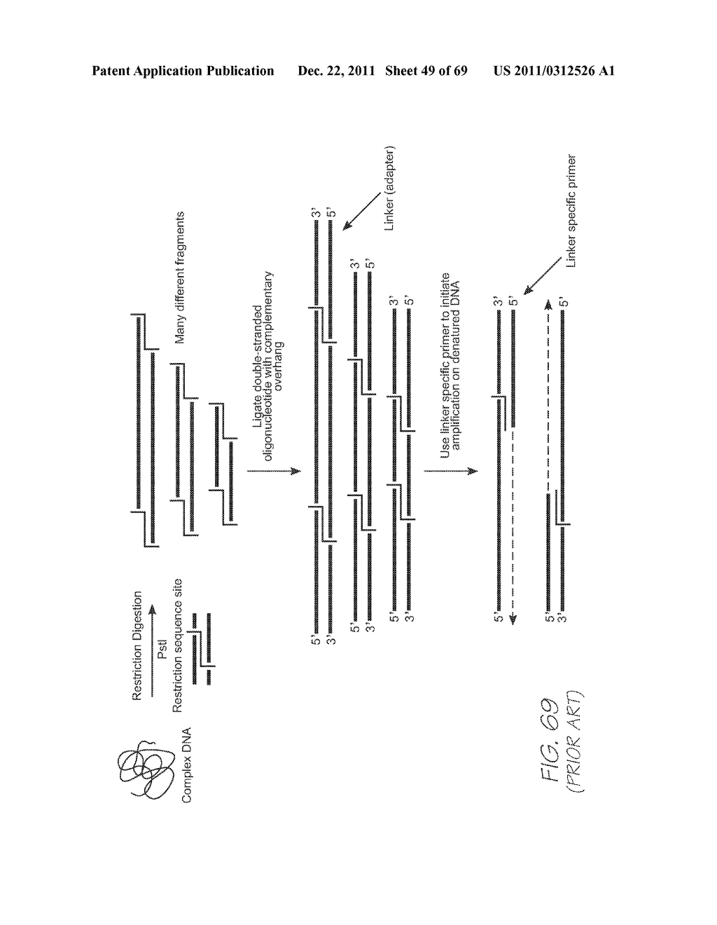 METHOD OF ANALYSING THE NUCLEIC ACID CONTENT OF A BLOOD SAMPLE - diagram, schematic, and image 50
