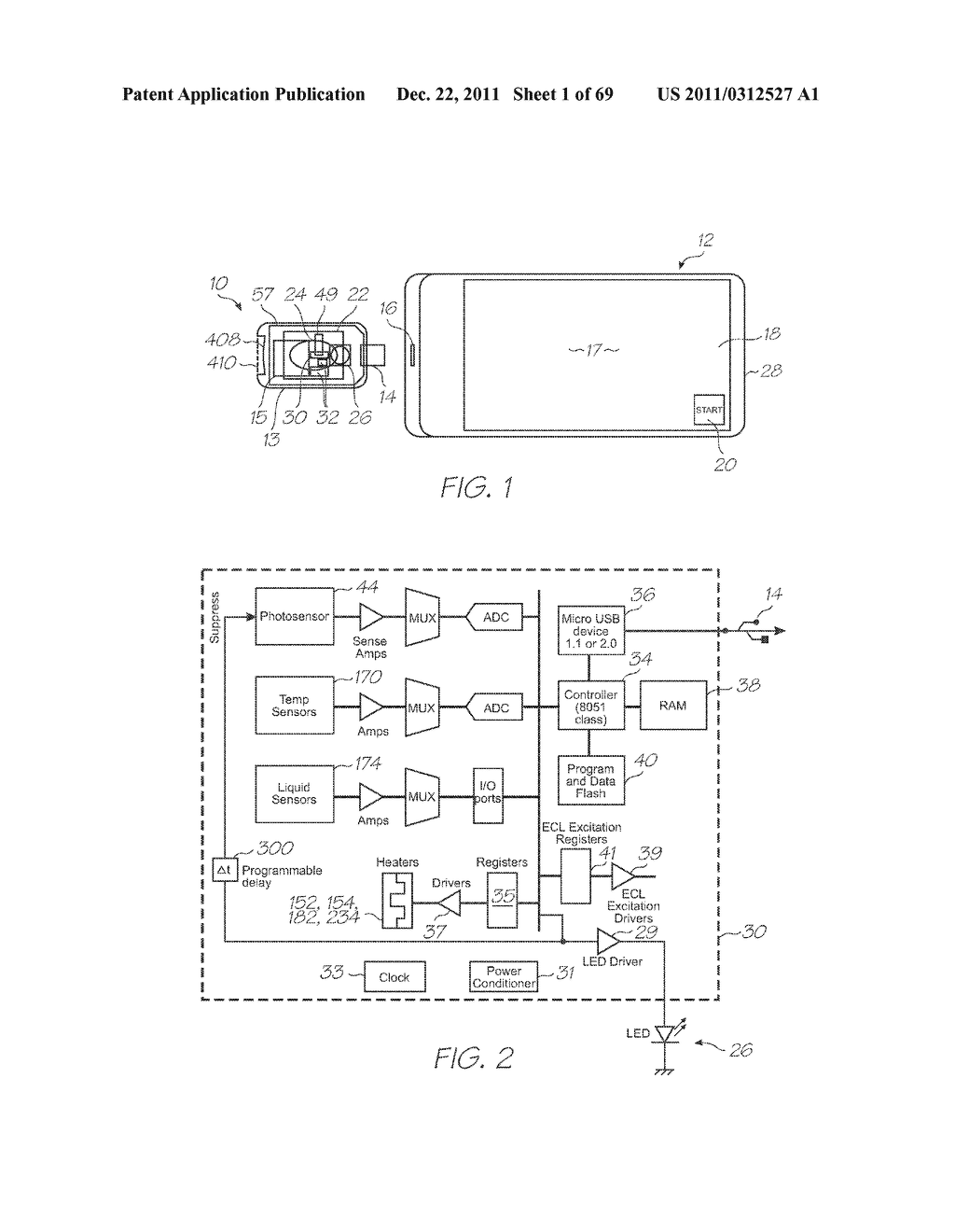 METHOD OF ANALYSING THE NUCLEIC ACID CONTENT OF BIOLOGICAL FLUID - diagram, schematic, and image 02