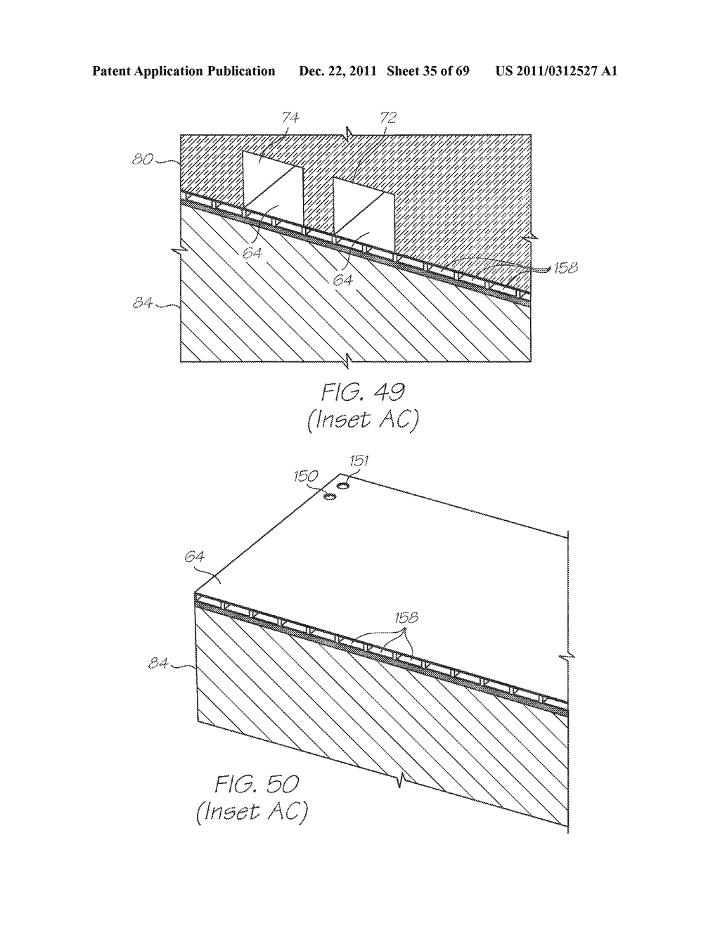 METHOD OF ANALYSING THE NUCLEIC ACID CONTENT OF BIOLOGICAL FLUID - diagram, schematic, and image 36