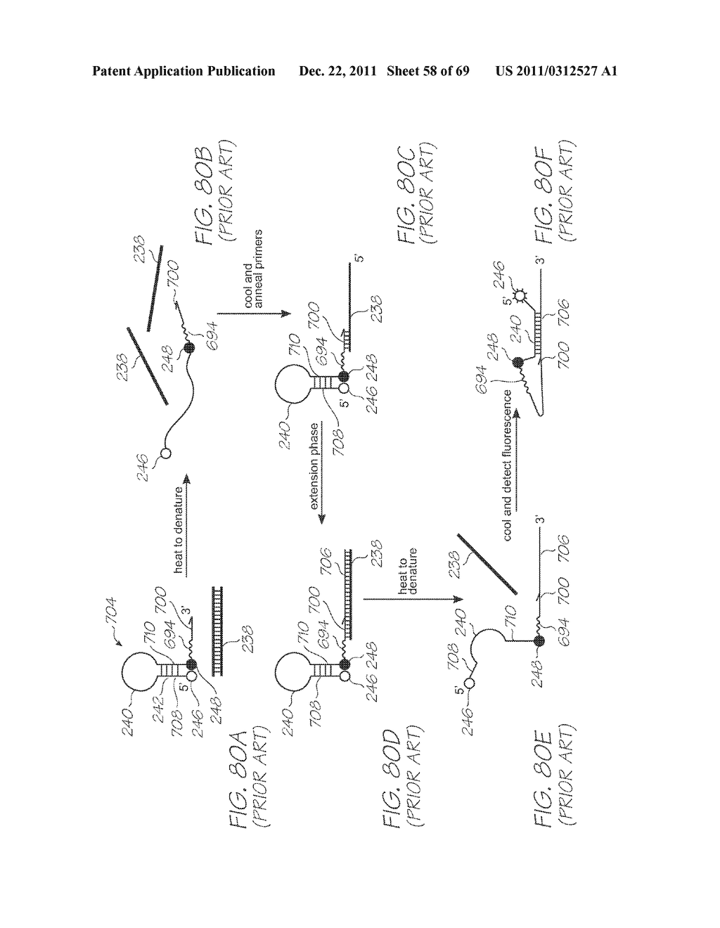 METHOD OF ANALYSING THE NUCLEIC ACID CONTENT OF BIOLOGICAL FLUID - diagram, schematic, and image 59