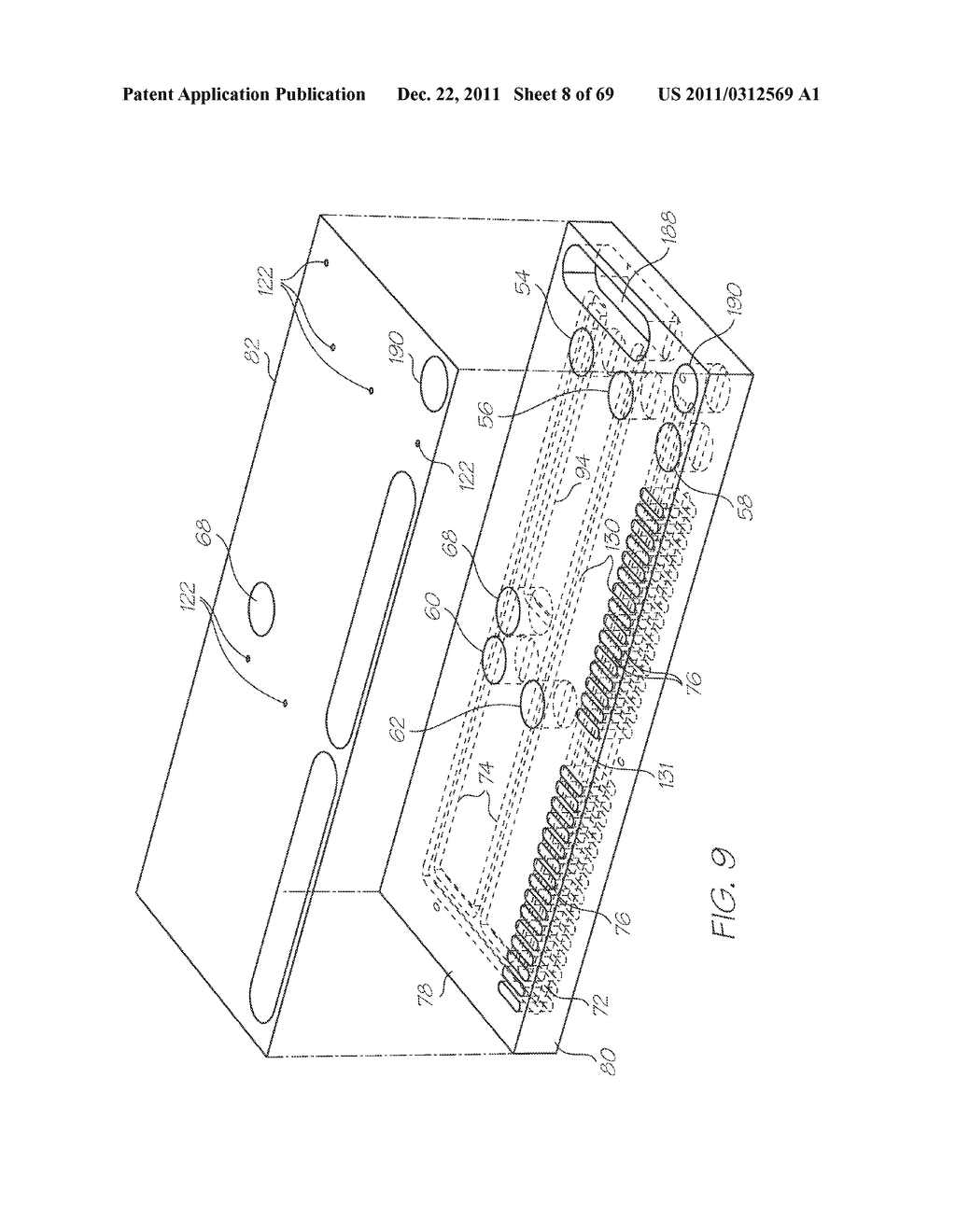 MICROFLUIDIC DEVICE WITH SMALL CROSS SECTIONAL AREA MICROCHANNEL - diagram, schematic, and image 09