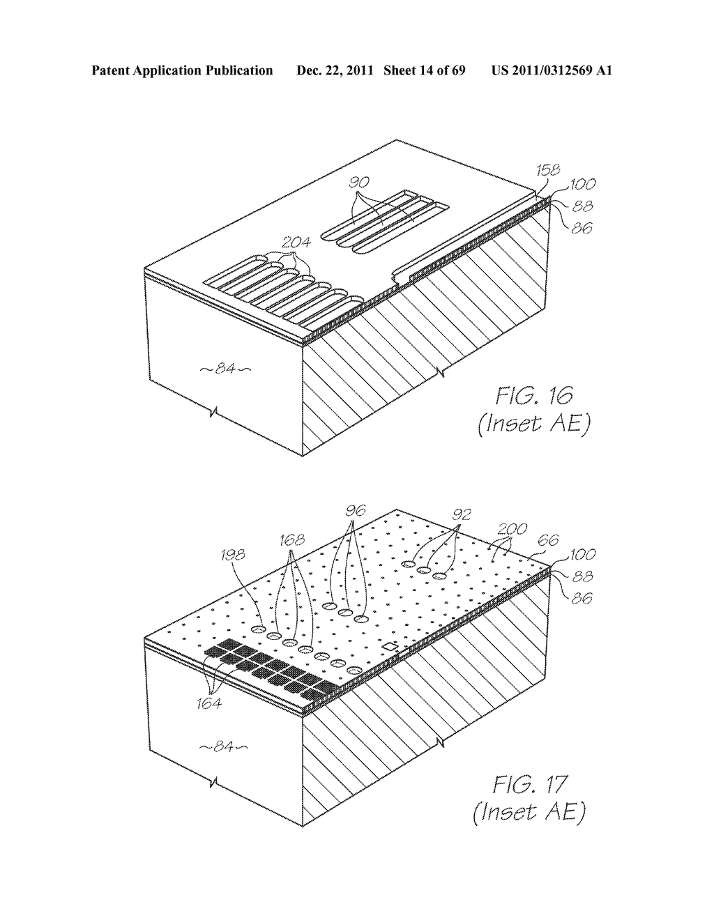 MICROFLUIDIC DEVICE WITH SMALL CROSS SECTIONAL AREA MICROCHANNEL - diagram, schematic, and image 15