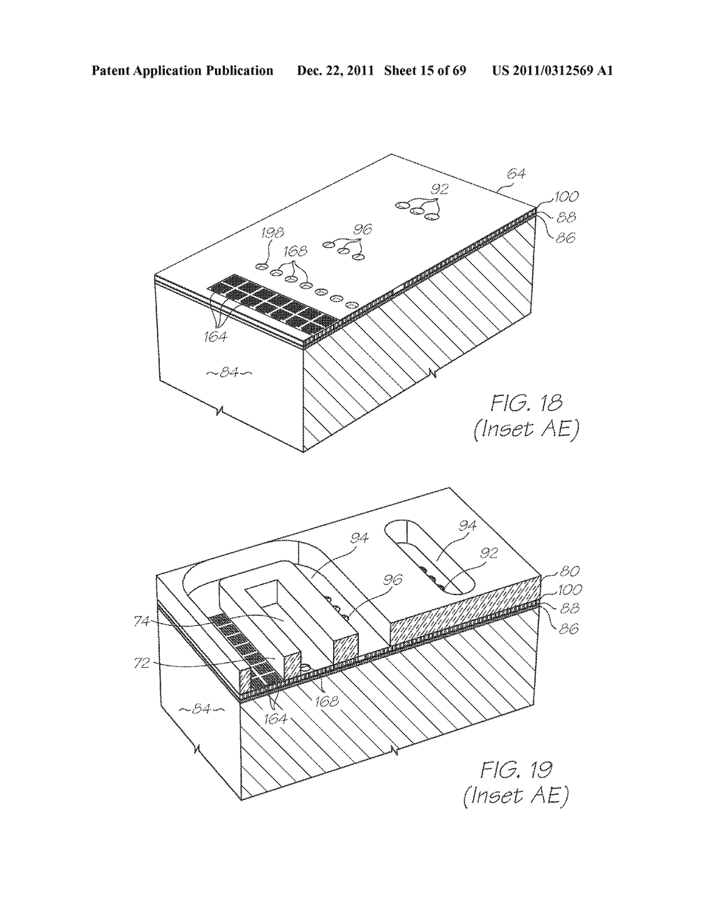 MICROFLUIDIC DEVICE WITH SMALL CROSS SECTIONAL AREA MICROCHANNEL - diagram, schematic, and image 16