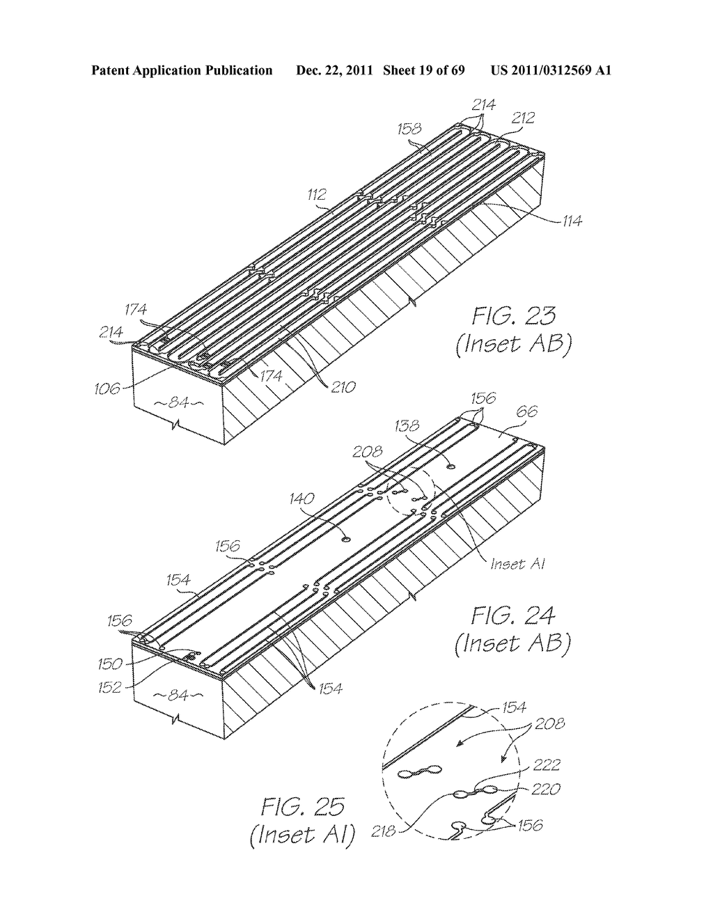 MICROFLUIDIC DEVICE WITH SMALL CROSS SECTIONAL AREA MICROCHANNEL - diagram, schematic, and image 20