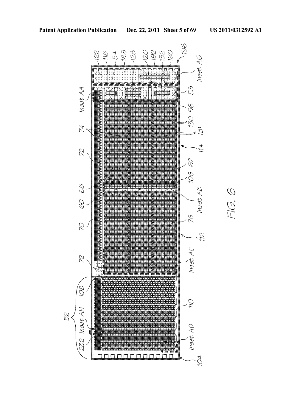 MICROFLUIDIC DEVICE WITH INCUBATION CHAMBER BETWEEN SUPPORTING SUBSTRATE     AND HEATER - diagram, schematic, and image 06