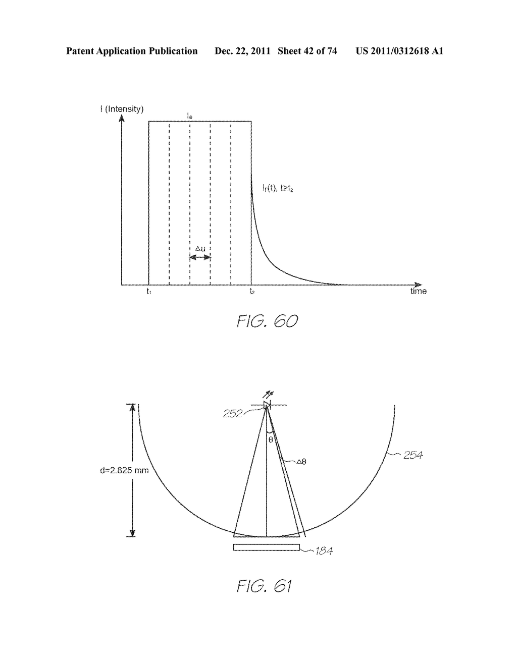 OLIGONUCLEOTIDE SPOTTING DEVICE WITH HIGH SPOTTING RATE - diagram, schematic, and image 43