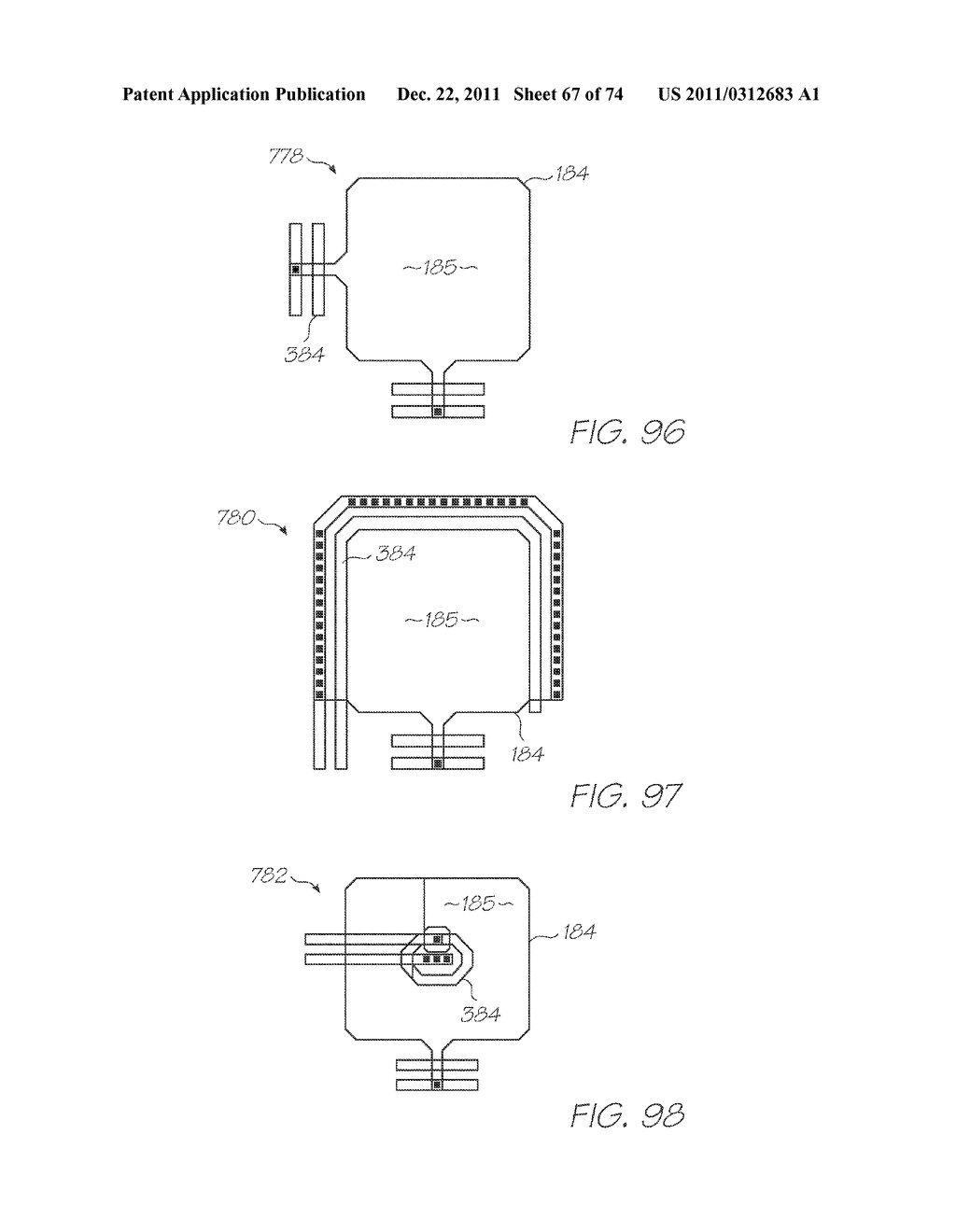 MICROFLUIDIC TEST MODULE FOR INTERFACING WITH TABLET COMPUTER - diagram, schematic, and image 68