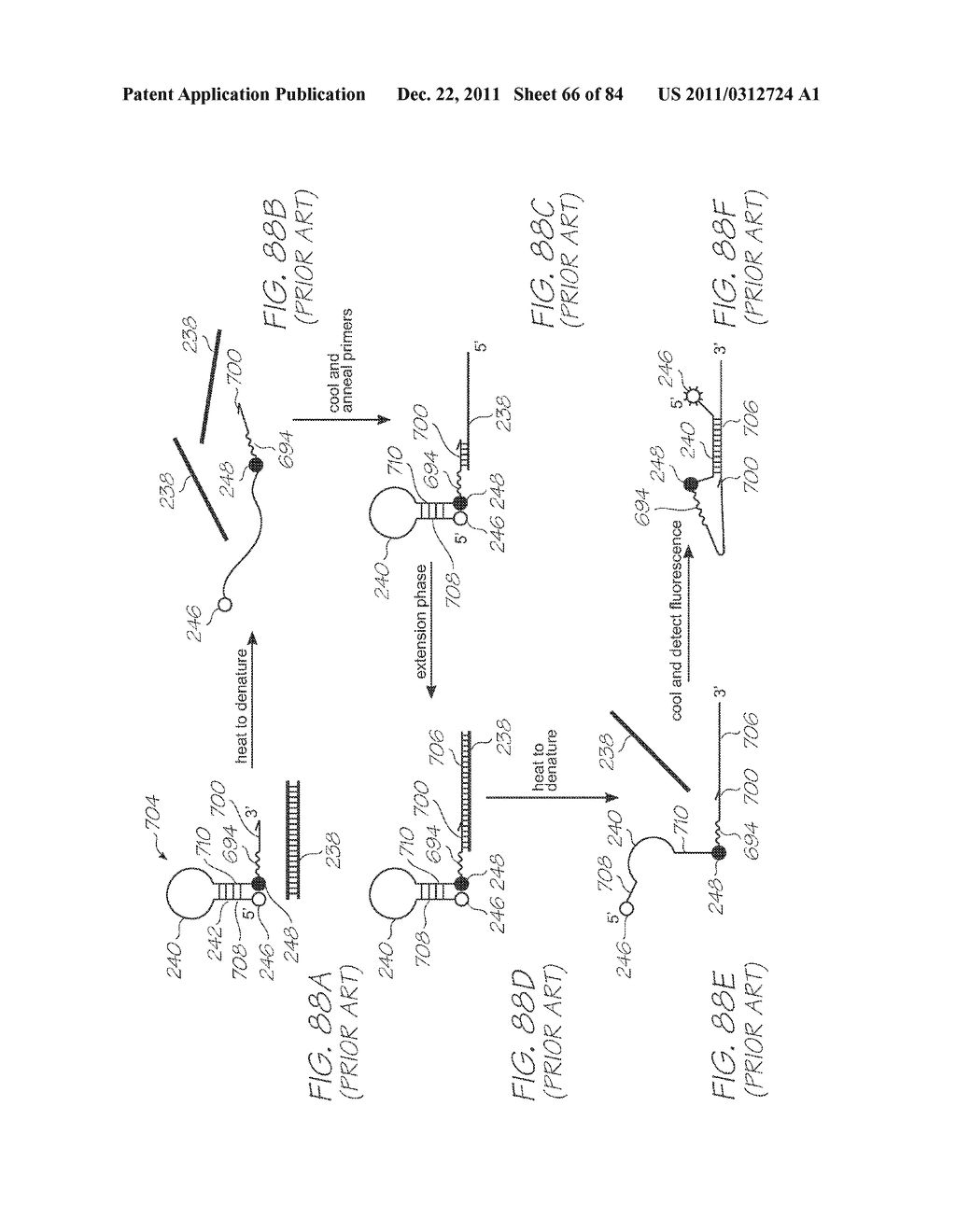 LOC DEVICE FOR PATHOGEN DETECTION AND GENETIC ANALYSIS WITH INCUBATION,     NUCLEIC ACID AMPLIFICATION AND PREHYBRIDIZATION FILTERING - diagram, schematic, and image 67