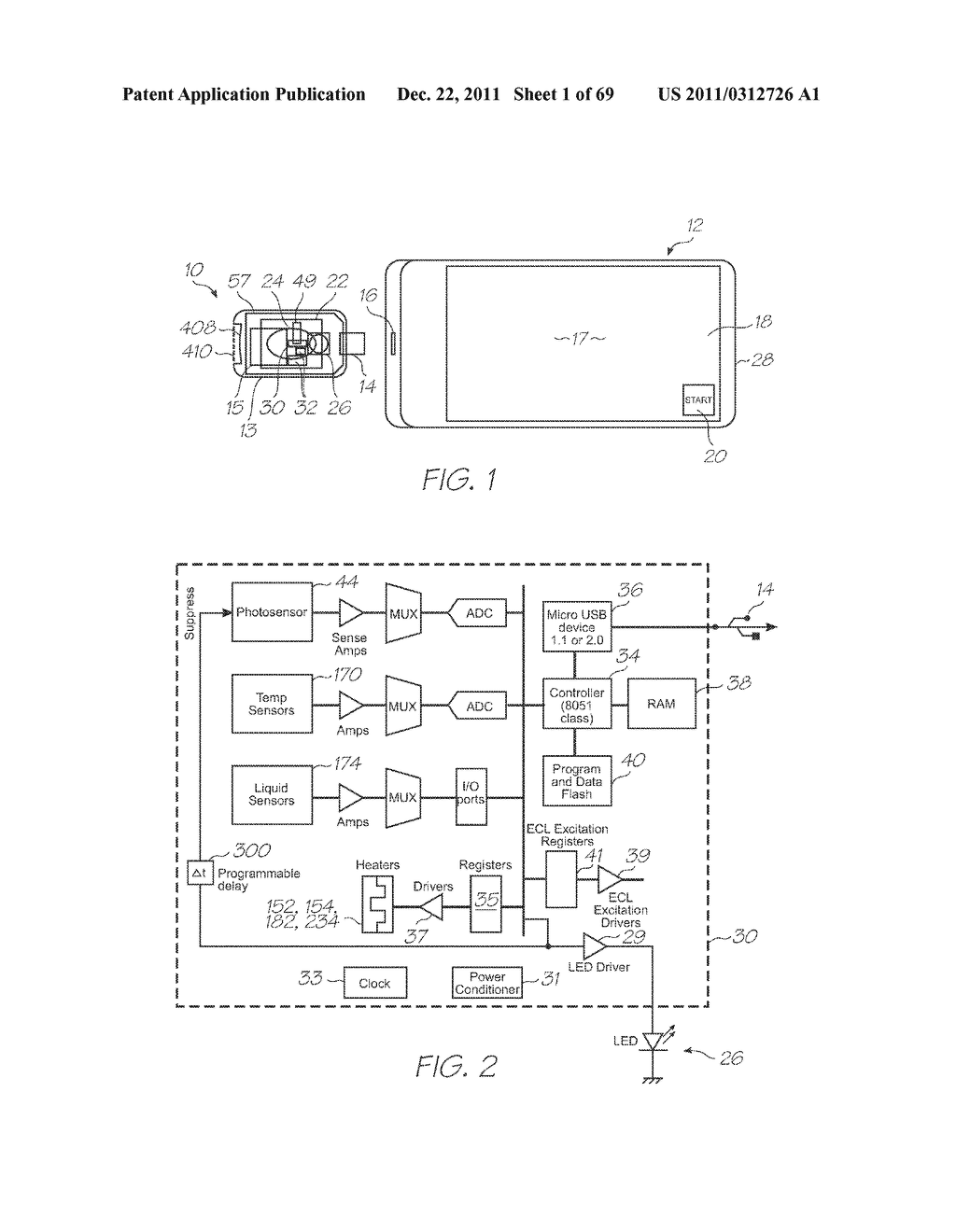 MICROFLUIDIC DEVICE WITH CONTROLLABLE SHUNTS INSIDE INTEGRATED PHOTODIODES - diagram, schematic, and image 02