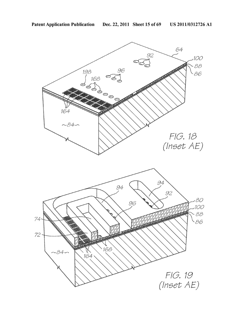 MICROFLUIDIC DEVICE WITH CONTROLLABLE SHUNTS INSIDE INTEGRATED PHOTODIODES - diagram, schematic, and image 16