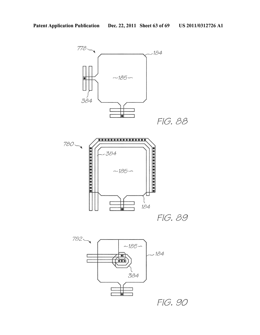 MICROFLUIDIC DEVICE WITH CONTROLLABLE SHUNTS INSIDE INTEGRATED PHOTODIODES - diagram, schematic, and image 64