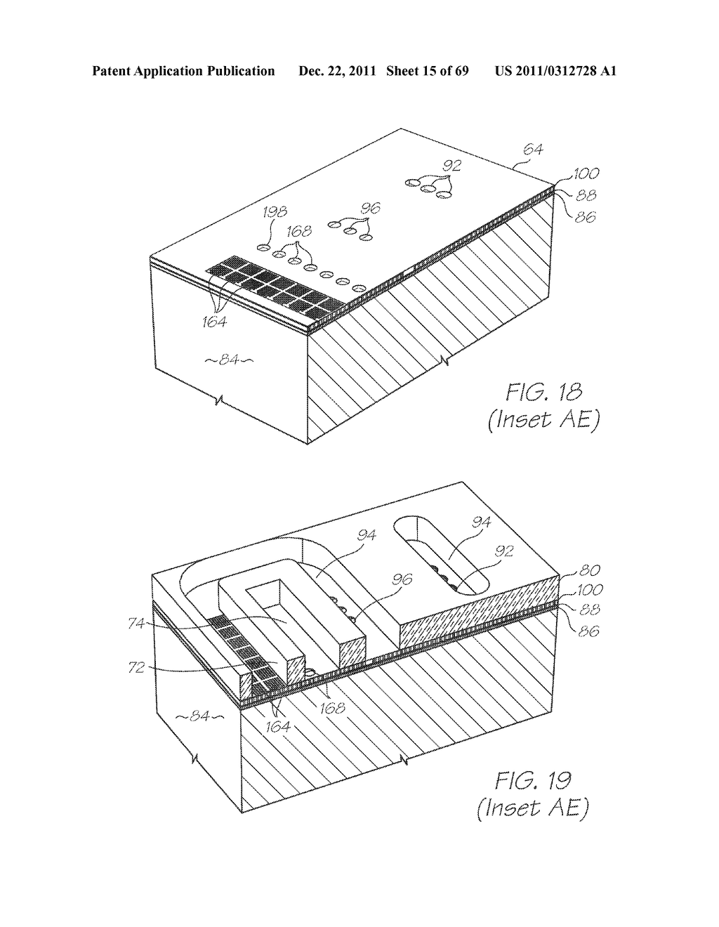 MICROFLUIDIC DEVICE WITH NON-IMAGING OPTICS - diagram, schematic, and image 16