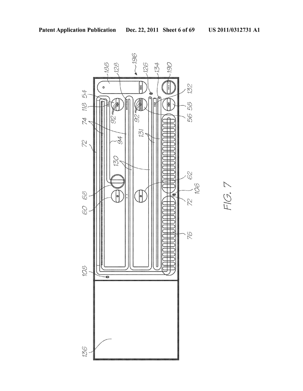 MICROFLUIDIC DEVICE WITH LARGE ANGLE OF COLLECTION OF EMISSION LIGHT - diagram, schematic, and image 07