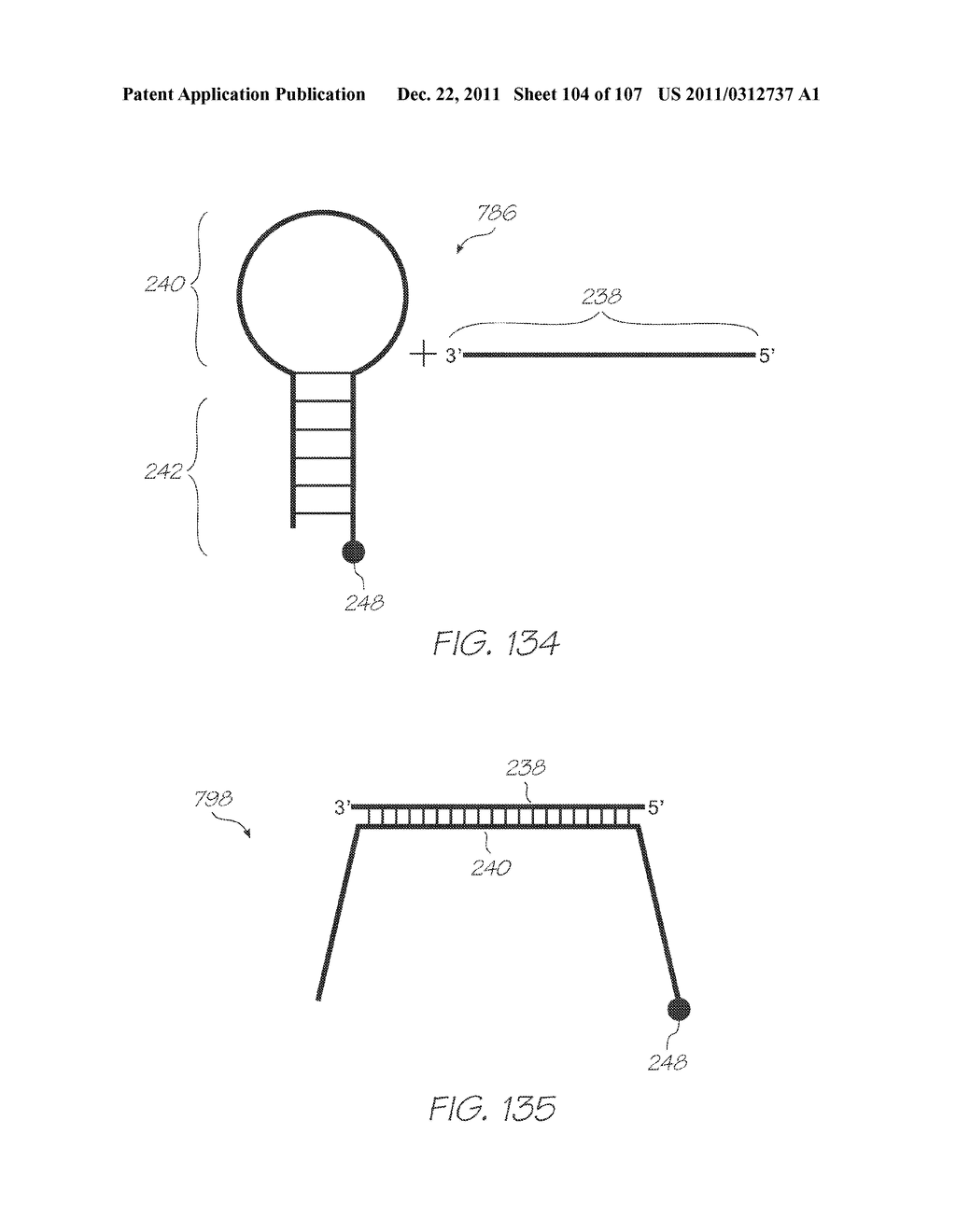 SINGLE-USE TEST MODULE FOR ELECTROCHEMILUMINESCENT DETECTION OF TARGETS - diagram, schematic, and image 105