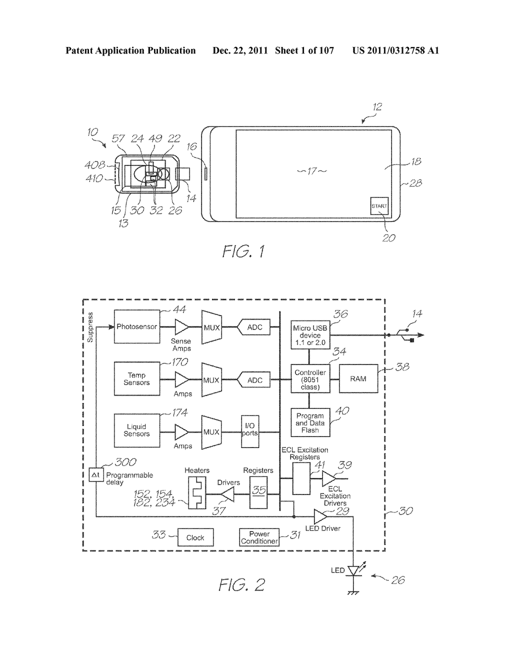 TEST MODULE WITH THERMAL LYSIS SECTION - diagram, schematic, and image 02