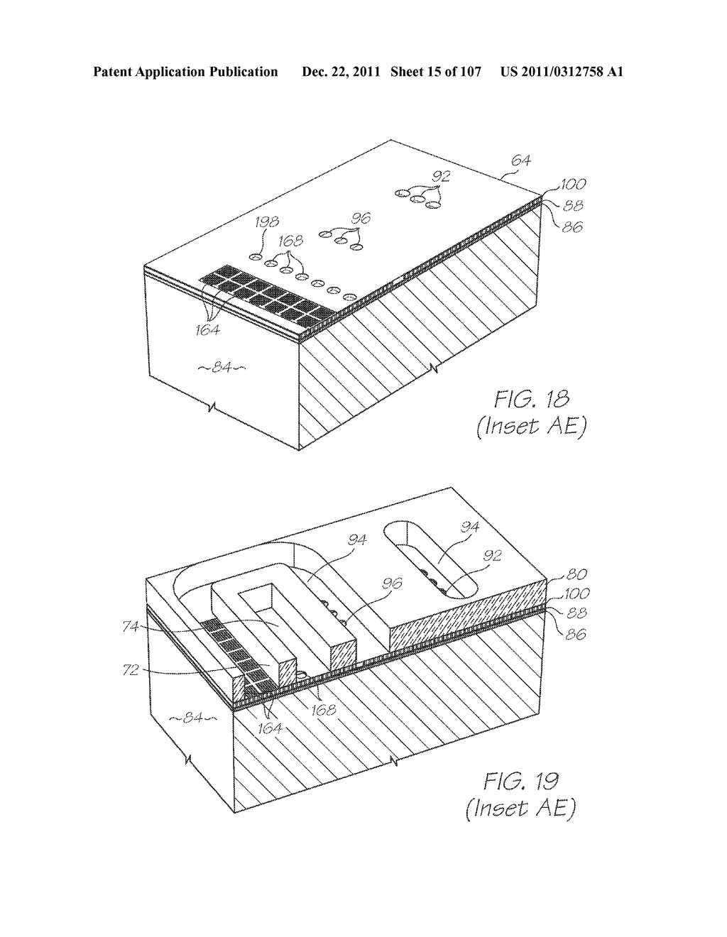 TEST MODULE WITH THERMAL LYSIS SECTION - diagram, schematic, and image 16