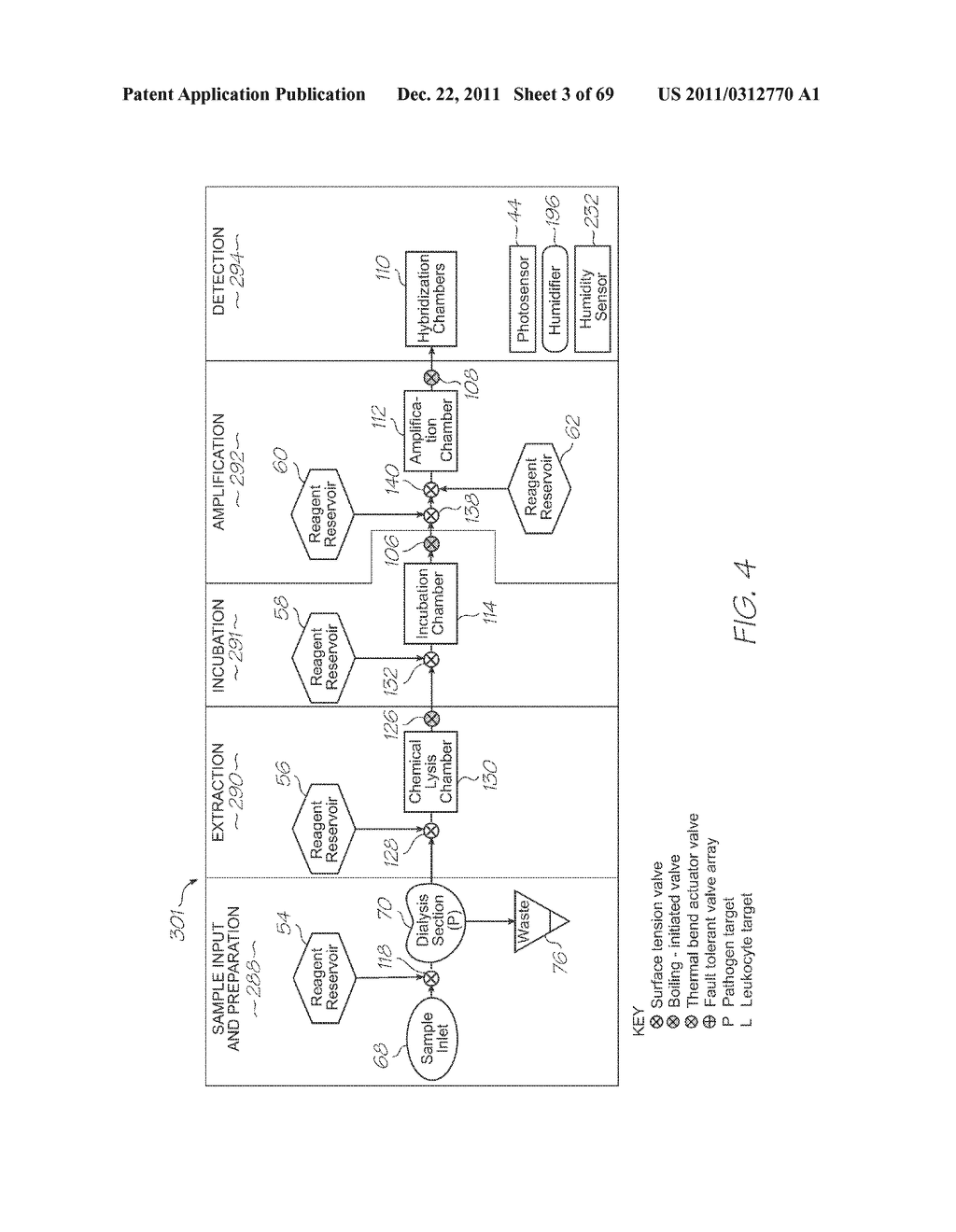 LOC FOR DETECTION OF HYBRIDIZATION OF NUCLEIC ACID SEQUENCES WITH NUCLEIC     ACID AMPLIFICATION USING PRIMERS COVALENTLY ATTACHED TO LINEAR PROBES - diagram, schematic, and image 04