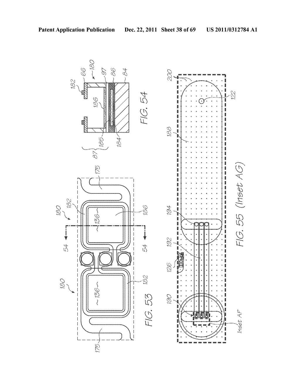 MICROFLUIDIC DEVICE FOR DETECTING TARGETS WITH PROBES, DETECTION     PHOTODIODES AND A CALIBRATION PHOTODIODE - diagram, schematic, and image 39