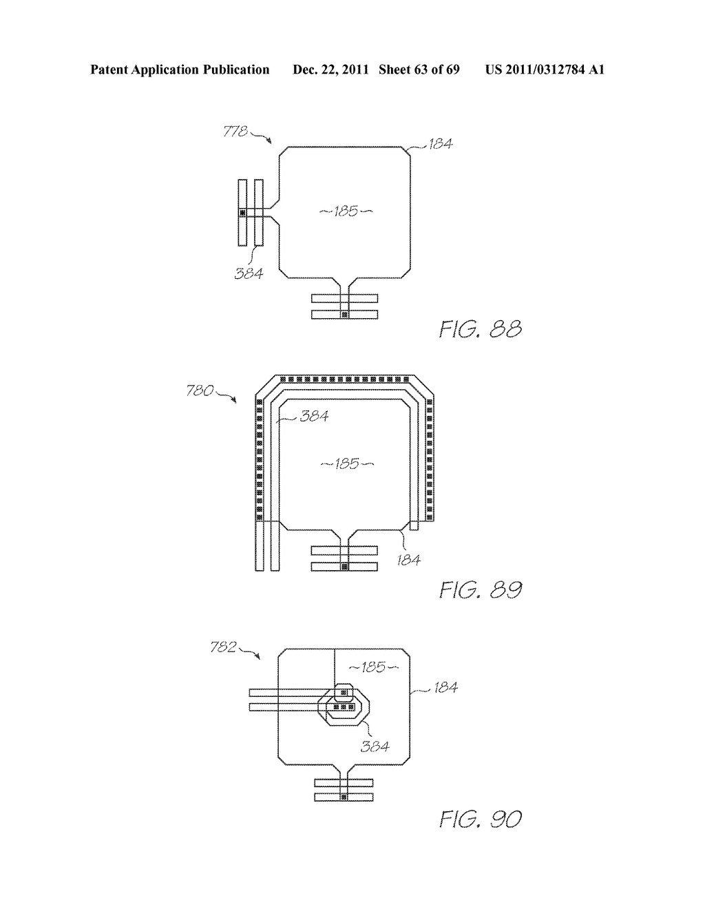MICROFLUIDIC DEVICE FOR DETECTING TARGETS WITH PROBES, DETECTION     PHOTODIODES AND A CALIBRATION PHOTODIODE - diagram, schematic, and image 64