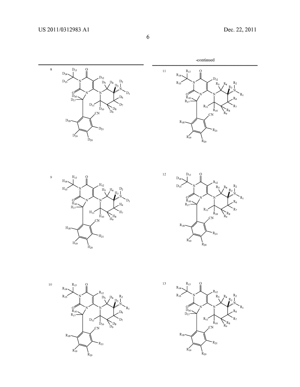 DEUTERIUM-ENRICHED ALOGLIPTIN - diagram, schematic, and image 07