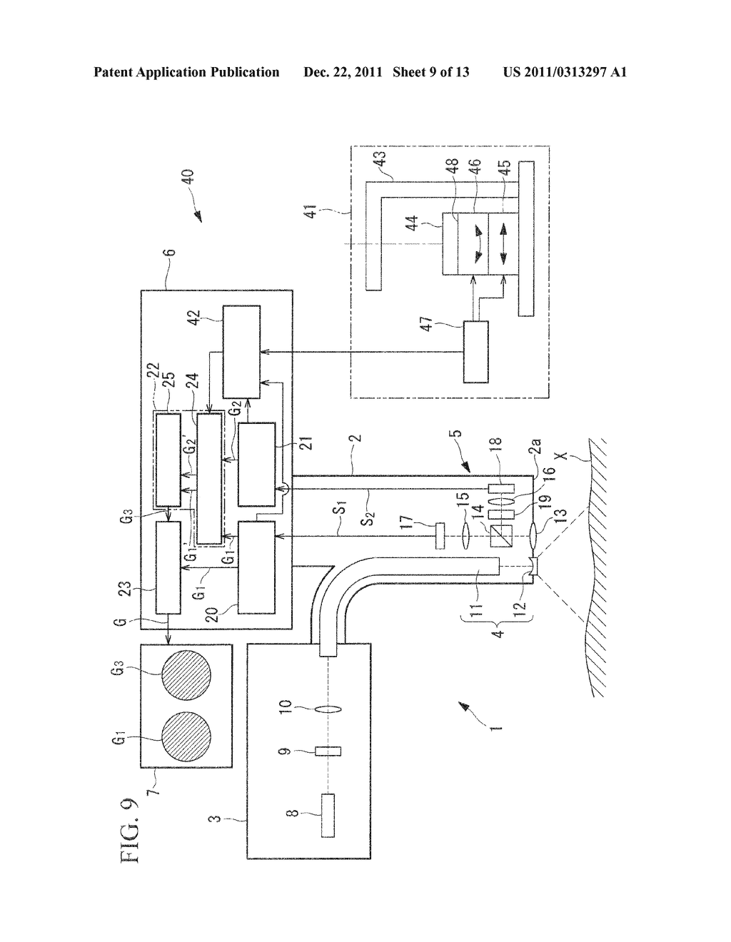 FLUOROSCOPY APPARATUS, FLUOROSCOPY SYSTEM AND FLUORESCENCE-IMAGE     PROCESSING METHOD - diagram, schematic, and image 10