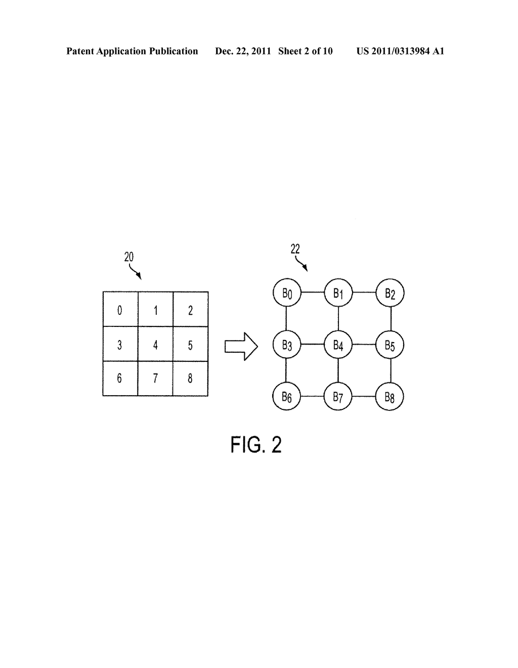 SYSTEM AND METHOD FOR PARALLEL GRAPH SEARCHING UTILIZING PARALLEL EDGE     PARTITIONING - diagram, schematic, and image 03