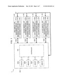 MULTI-CHIP PACKAGE SEMICONDUCTOR MEMORY DEVICE diagram and image