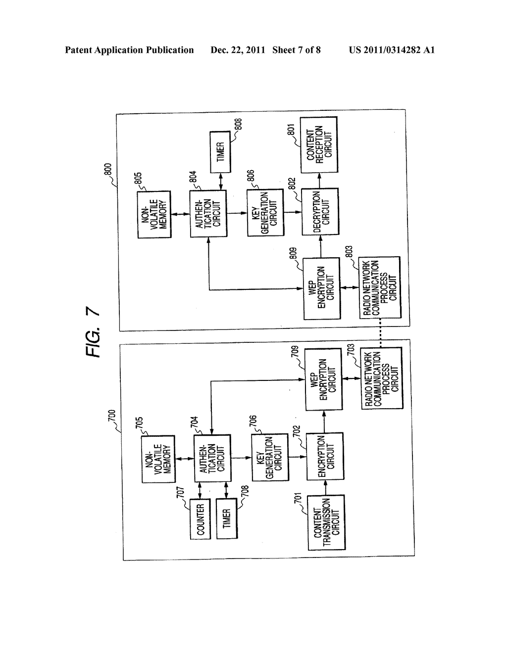 CONTENT TRANSMISSION APPARATUS, CONTENT RECEPTION APPARATUS AND CONTENT     TRANSMISSION METHOD - diagram, schematic, and image 08