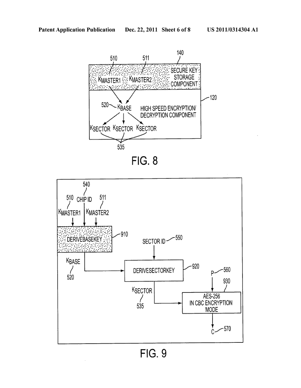 MASS STORAGE DEVICE MEMORY ENCRYPTION METHODS, SYSTEMS, AND APPARATUS - diagram, schematic, and image 07