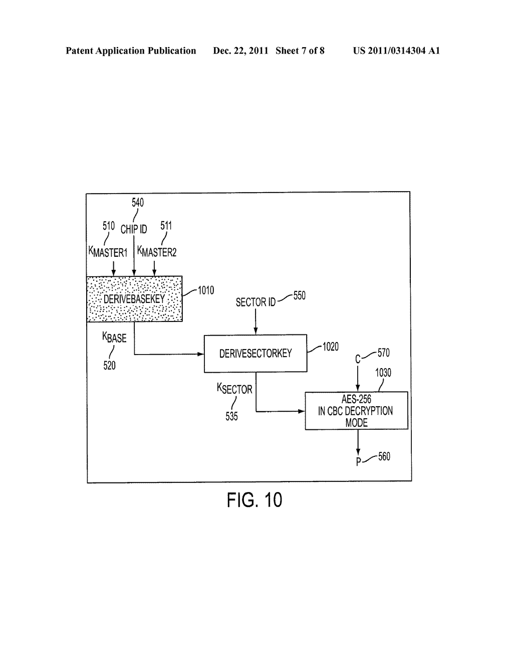 MASS STORAGE DEVICE MEMORY ENCRYPTION METHODS, SYSTEMS, AND APPARATUS - diagram, schematic, and image 08