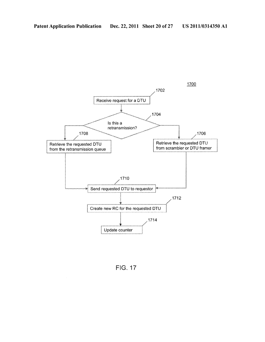 Method for Communicating Data in xDSL Using Data Retransmission - diagram, schematic, and image 21