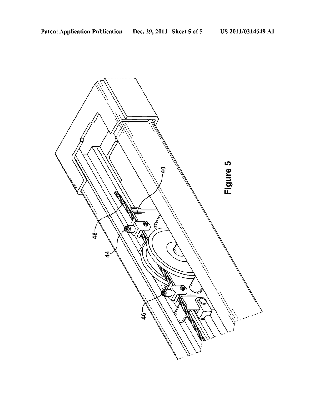 System And Method For Garage Door Counterbalance Diagram