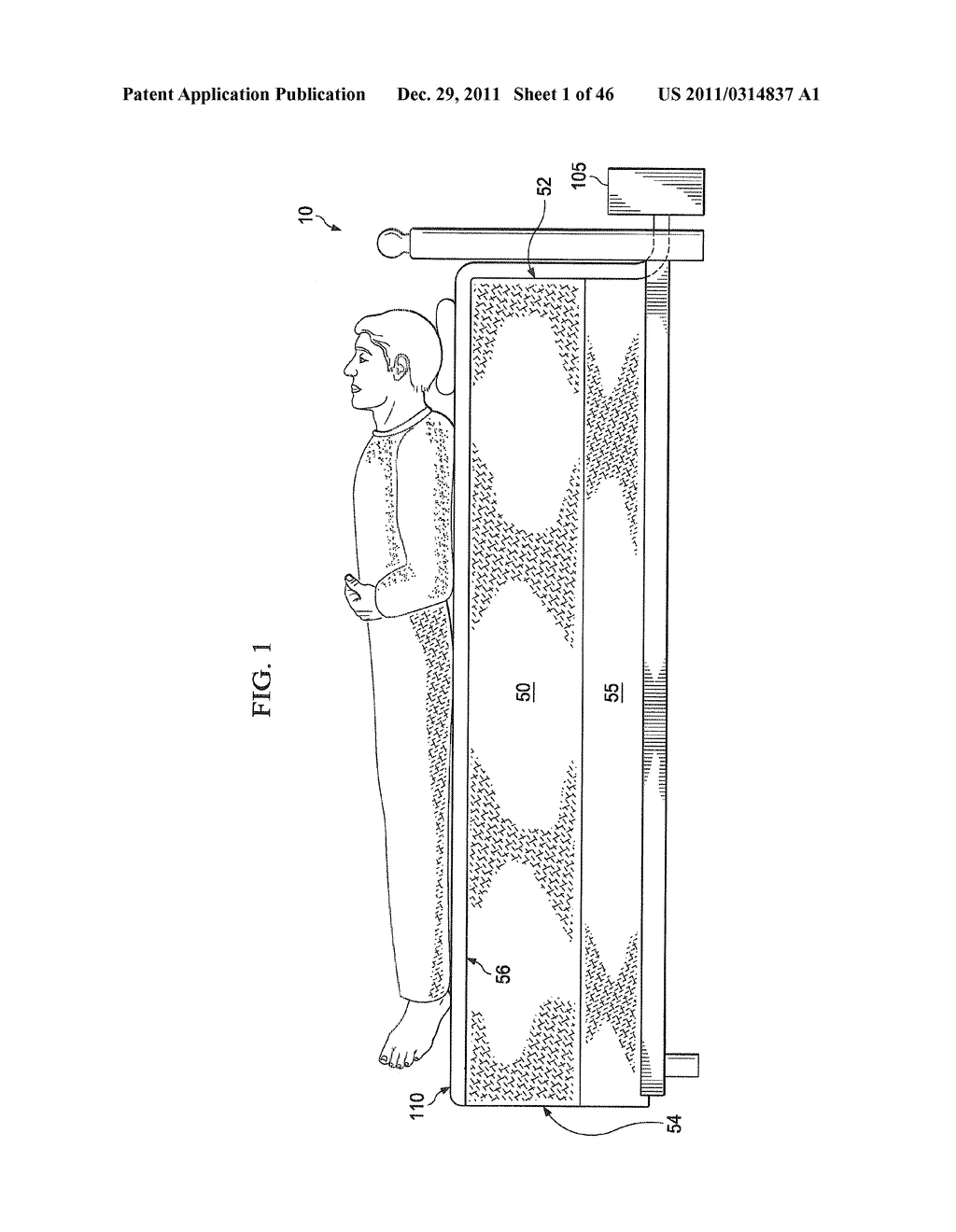 SYSTEM AND METHOD FOR THERMOELECTRIC PERSONAL COMFORT CONTROLLED BEDDING - diagram, schematic, and image 02