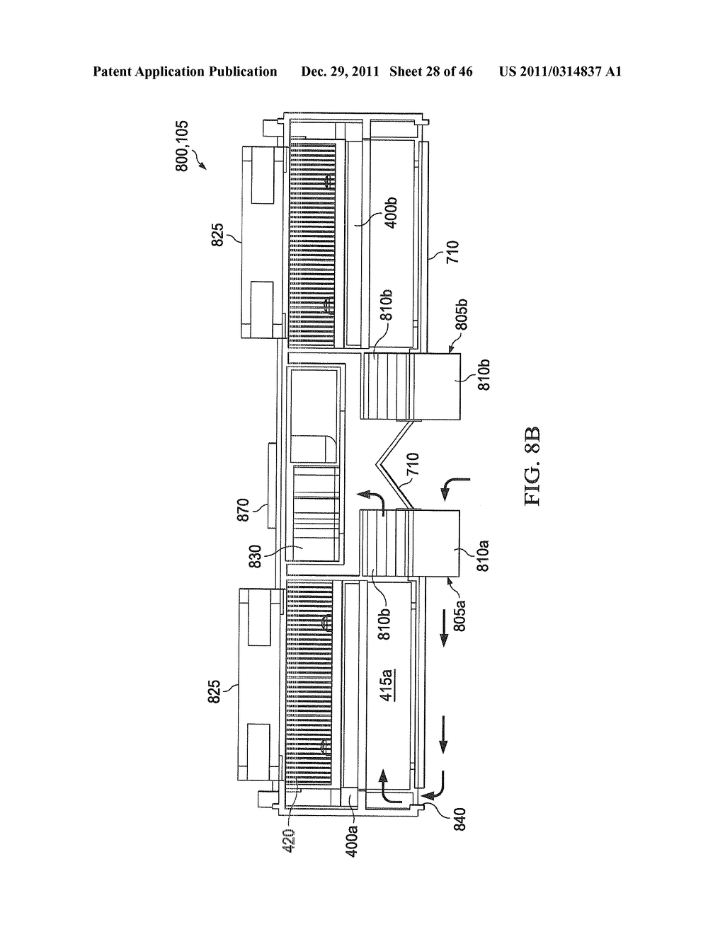 SYSTEM AND METHOD FOR THERMOELECTRIC PERSONAL COMFORT CONTROLLED BEDDING - diagram, schematic, and image 29