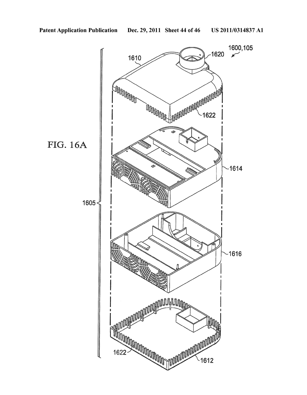 SYSTEM AND METHOD FOR THERMOELECTRIC PERSONAL COMFORT CONTROLLED BEDDING - diagram, schematic, and image 45