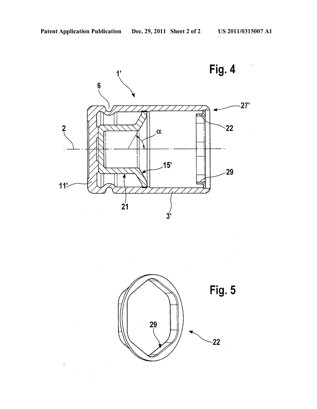 PISTON FOR A BRAKE CALIPER OF A DISC BRAKE - diagram, schematic, and image 03
