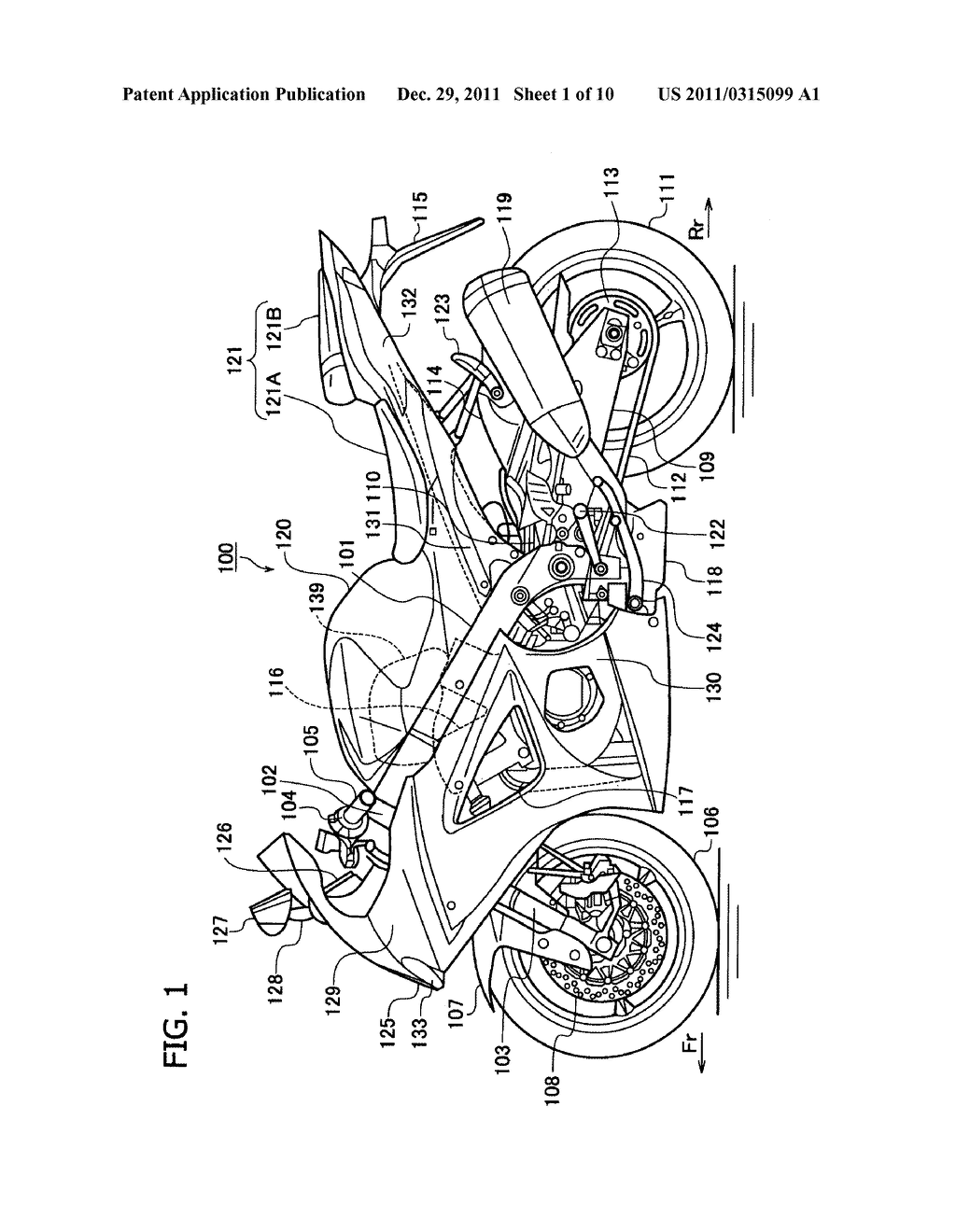 fuel feed system for v type engine diagram schematic and image 02 rh patentsencyclopedia com