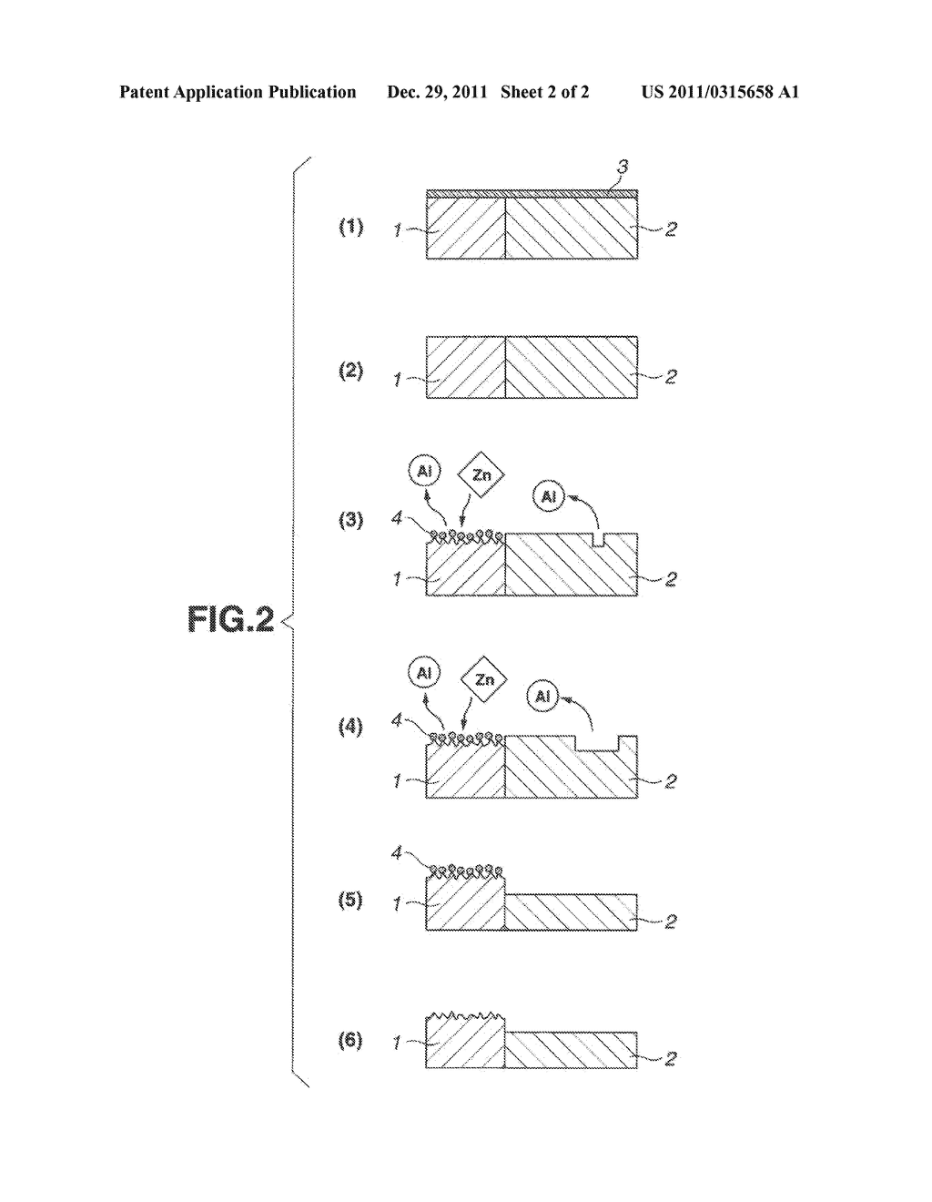 ALUMINUM OXIDE FILM REMOVER AND METHOD FOR SURFACE TREATMENT OF ALUMINUM     OR ALUMINUM ALLOY - diagram, schematic, and image 03