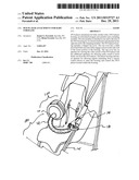 DVD player attachment for baby stroller diagram and image