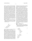 NOVEL POLYMERIZABLE MONOMER, AND MATERIAL FOR ORGANIC DEVICE, HOLE     INJECTION/TRANSPORT MATERIAL, MATERIAL FOR ORGANIC ELECTROLUMINESCENT     ELEMENT AND ORGANIC ELECTROLUMINESCENT ELEMENT EACH COMPRISING POLYMER     (POLYMERIC COMPOUND) OF THE POLYMERIZABLE MONOMER diagram and image