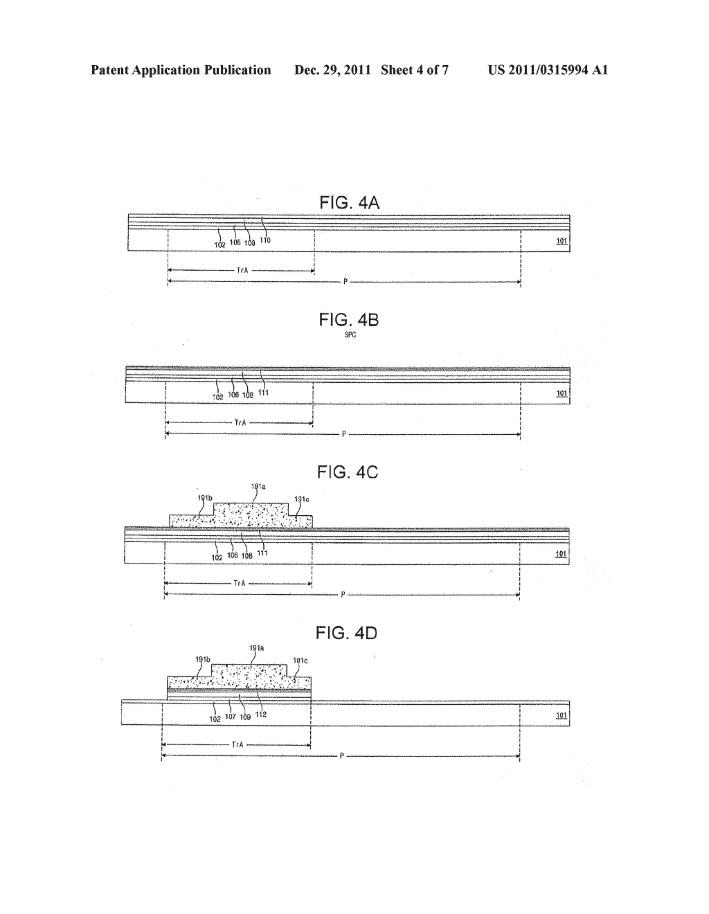 DISPLAY DEVICE AND METHOD OF MANUFACTURING THE SAME - diagram, schematic, and image 05
