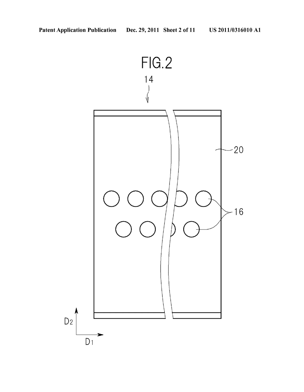 LIQUID CRYSTAL DISPLAY DEVICE AND TELEVISION SET - diagram, schematic, and image 03