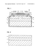 NITRIDE SEMICONDUCTOR DEVICE AND METHOD OF MANUFACTURING THE SAME diagram and image