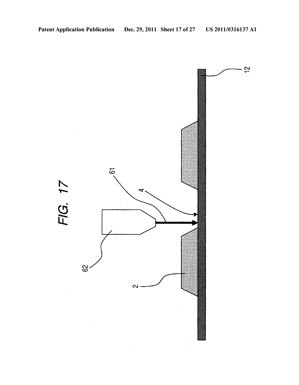 METHOD FOR MANUFACTURING A SEMICONDUCTOR INTEGRATED CIRCUIT DEVICE - diagram, schematic, and image 18