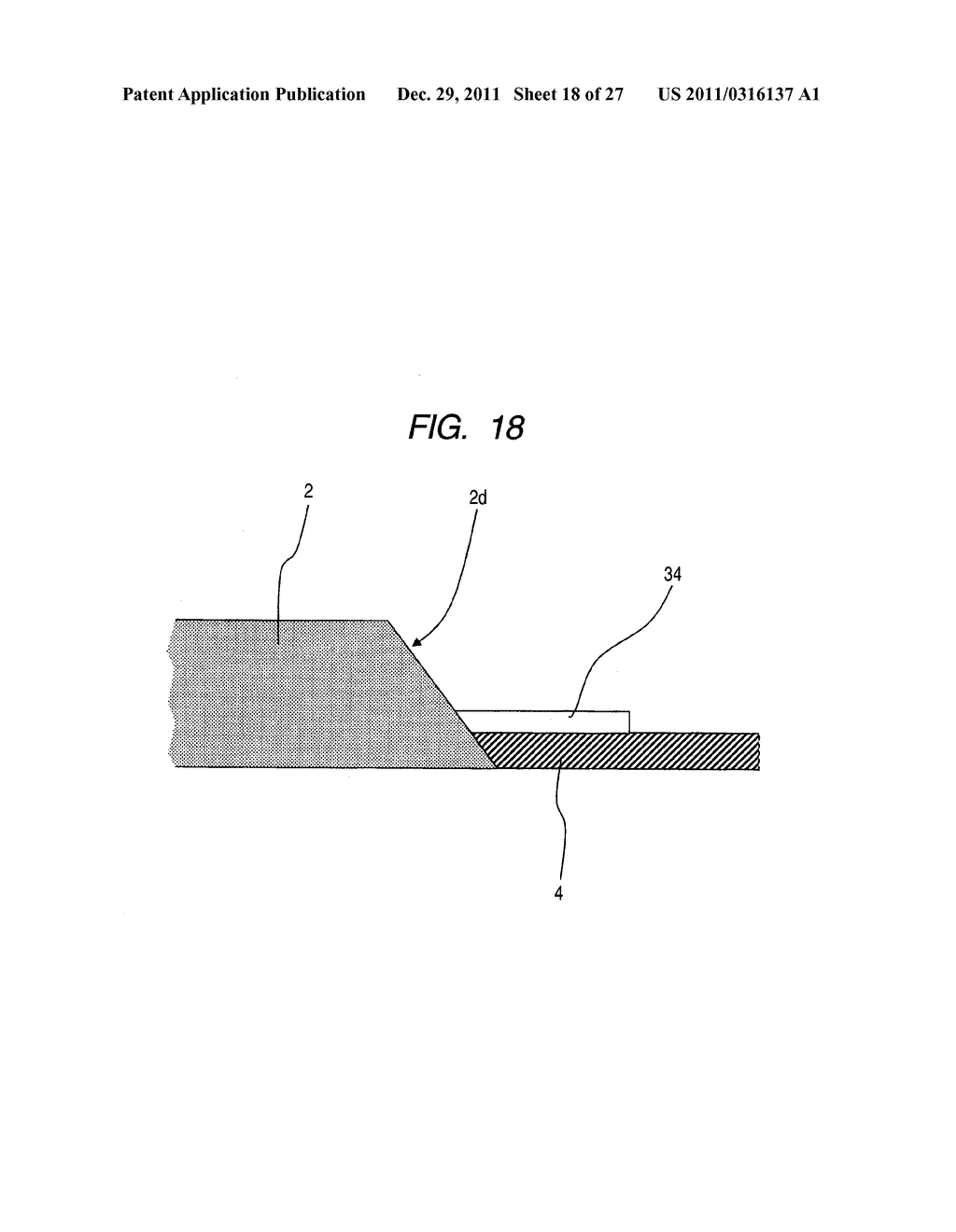 METHOD FOR MANUFACTURING A SEMICONDUCTOR INTEGRATED CIRCUIT DEVICE - diagram, schematic, and image 19