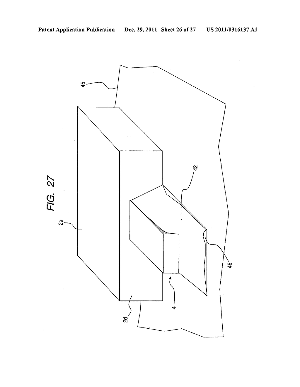 METHOD FOR MANUFACTURING A SEMICONDUCTOR INTEGRATED CIRCUIT DEVICE - diagram, schematic, and image 27