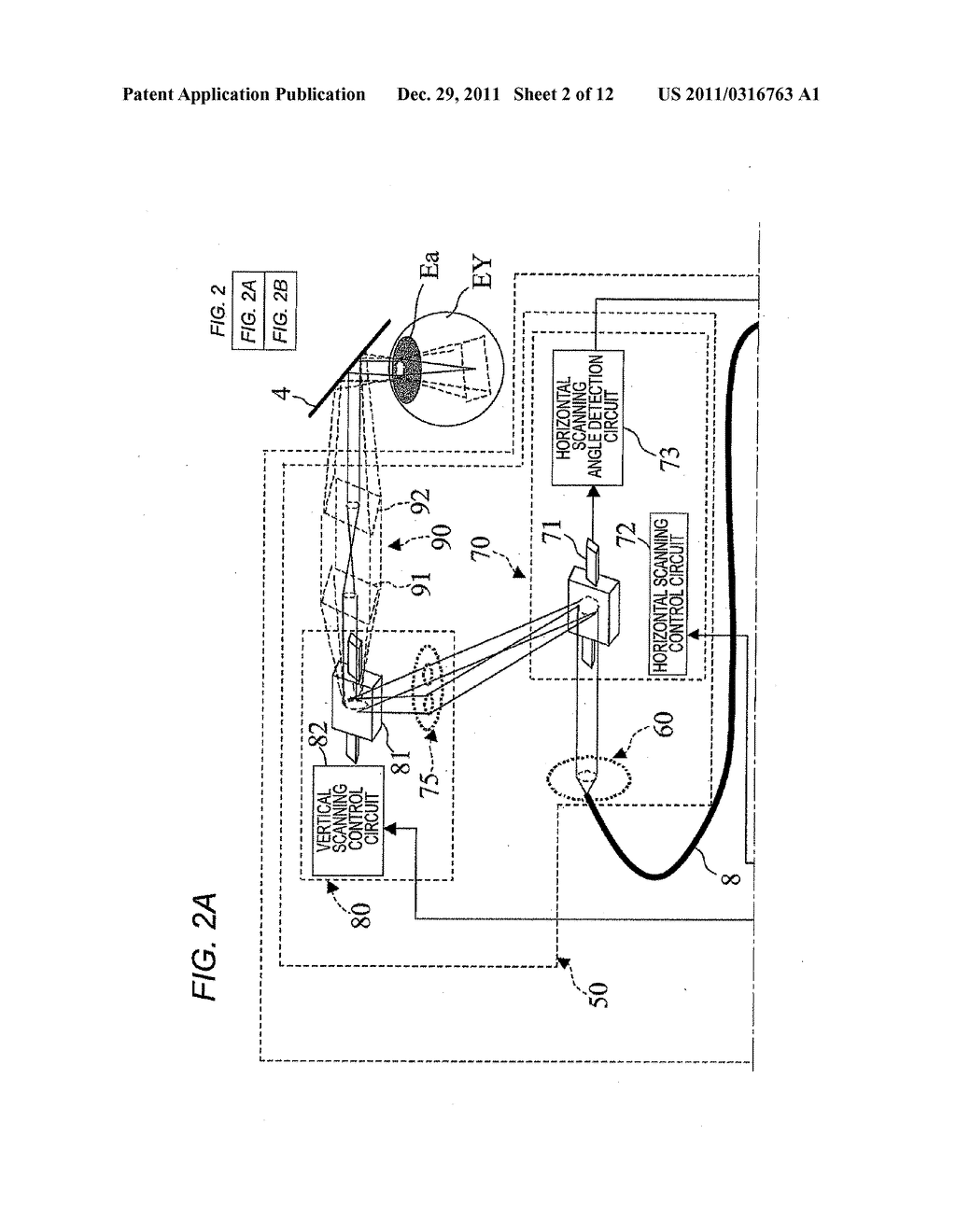 HEAD-MOUNTED DISPLAY APPARATUS, IMAGE CONTROL METHOD AND IMAGE CONTROL     PROGRAM - diagram, schematic, and image 03