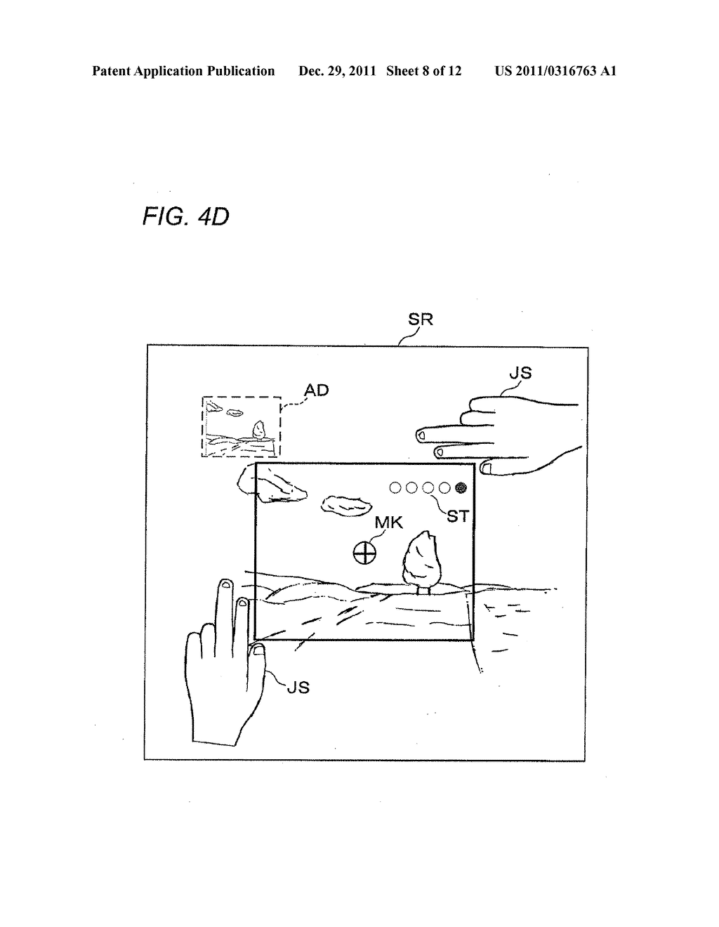 HEAD-MOUNTED DISPLAY APPARATUS, IMAGE CONTROL METHOD AND IMAGE CONTROL     PROGRAM - diagram, schematic, and image 09
