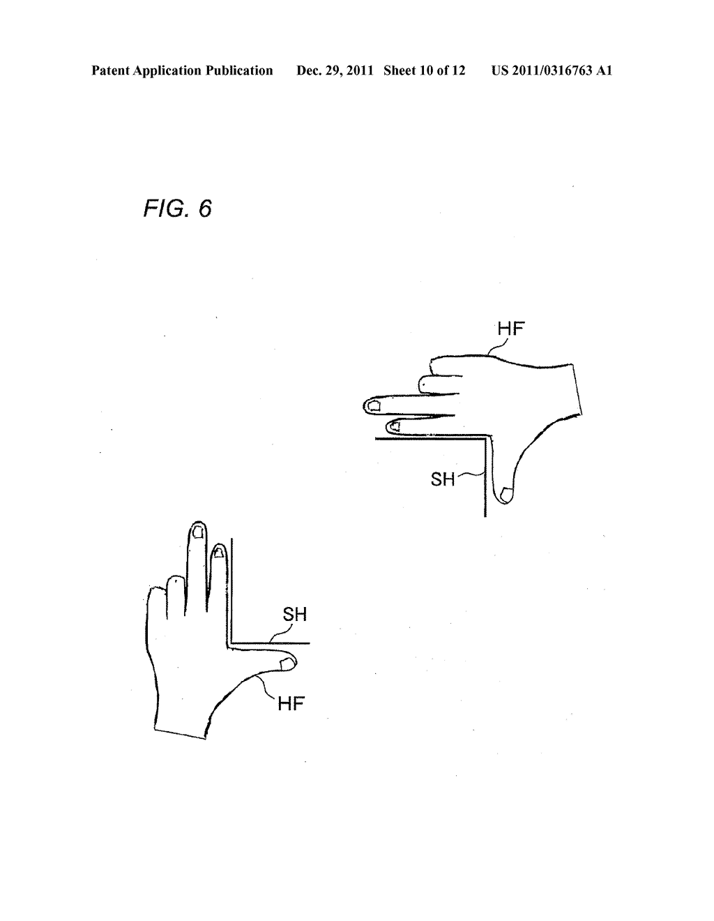 HEAD-MOUNTED DISPLAY APPARATUS, IMAGE CONTROL METHOD AND IMAGE CONTROL     PROGRAM - diagram, schematic, and image 11